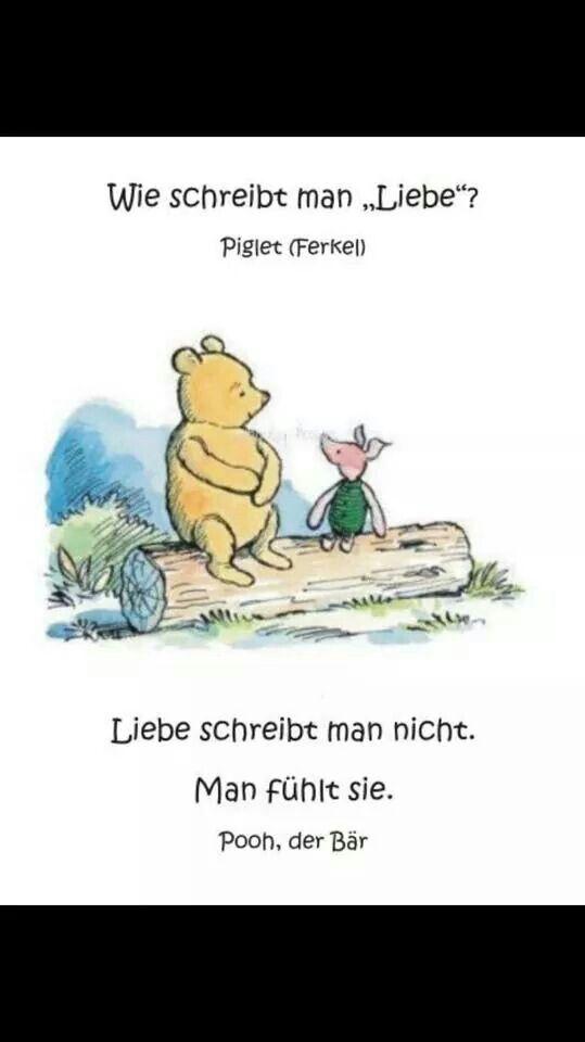 Zitate Liebe Winnie Pooh  #liebe #liebespruche #pooh #schone #schonespruche #spruche #winnie #zitate
