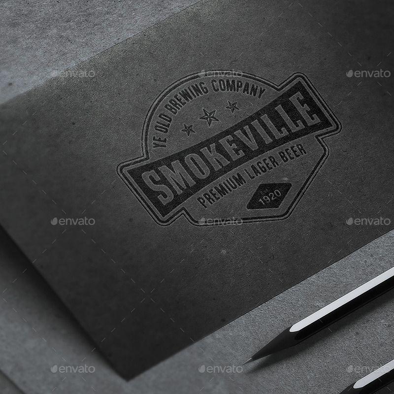 Logo Mockup Logo mockup, Blank business cards, Logos