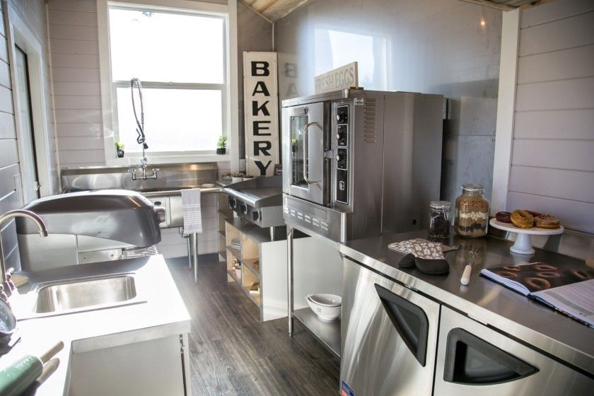 tasty tiny house is a bakery and home on wheels