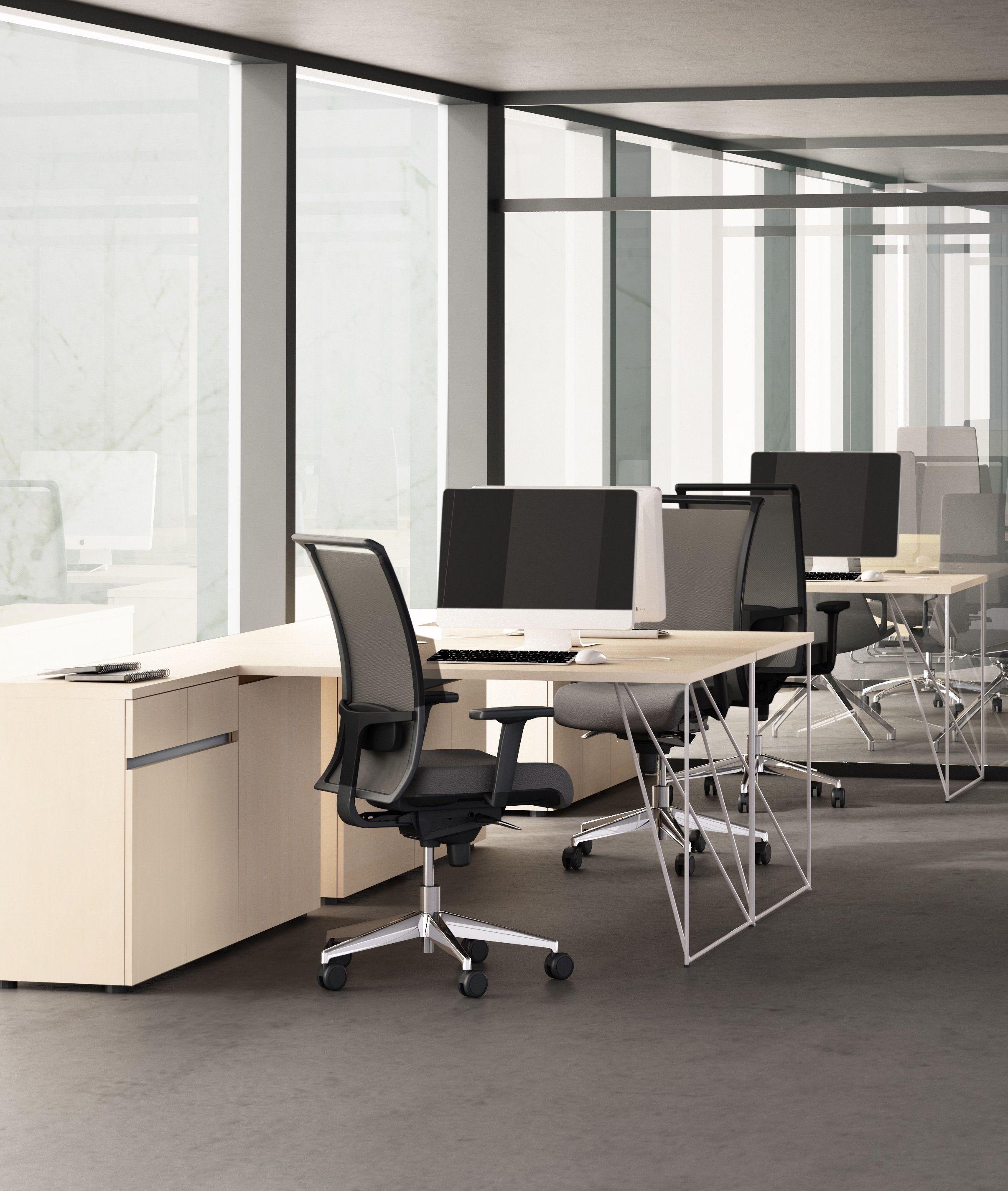 Air Desks By Narbutas Single Desk Table Desk Home Decor