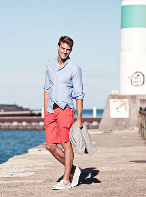 25 Outfits Tell You How to Dress For Beach Party | Mens
