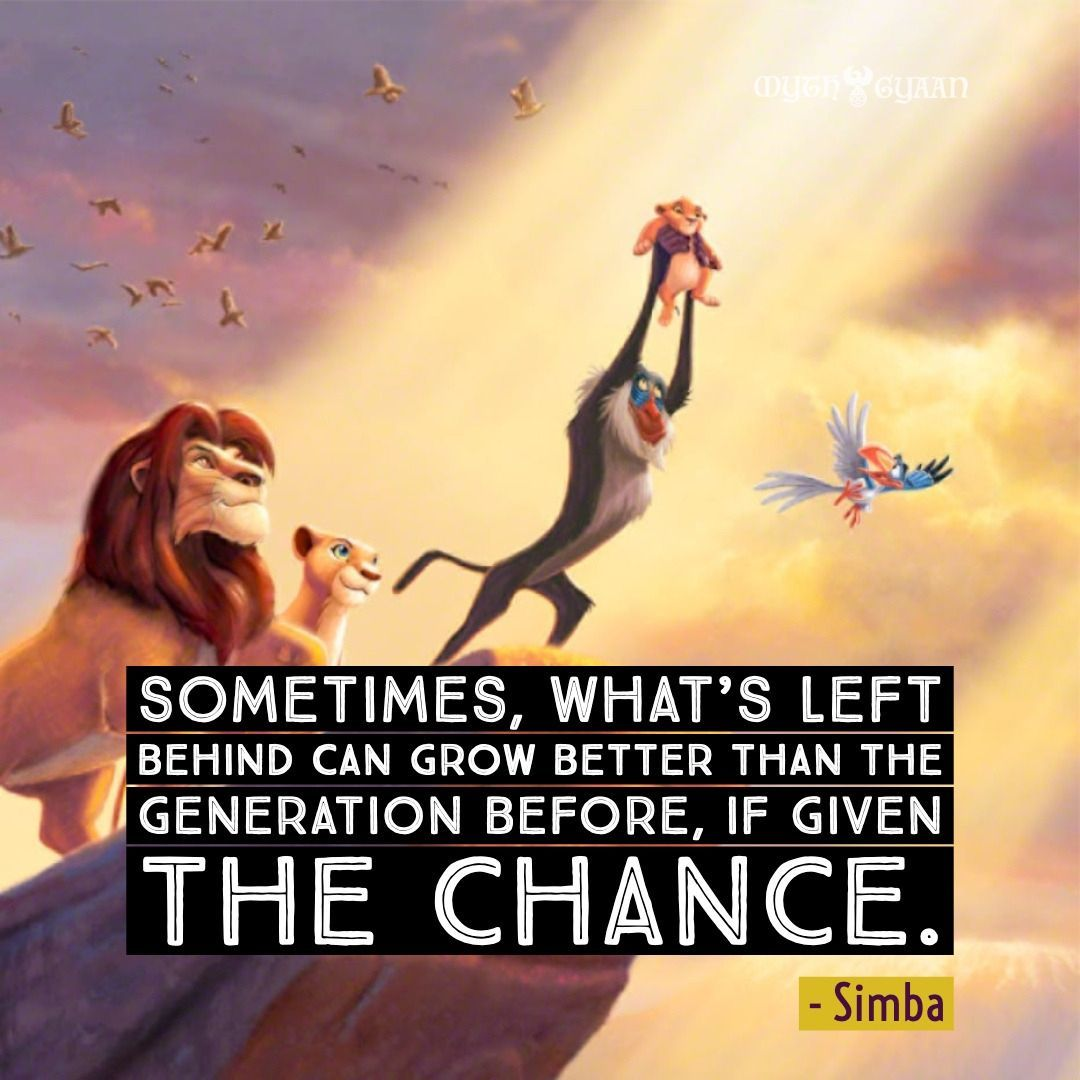 Pin On Lion King Quotes