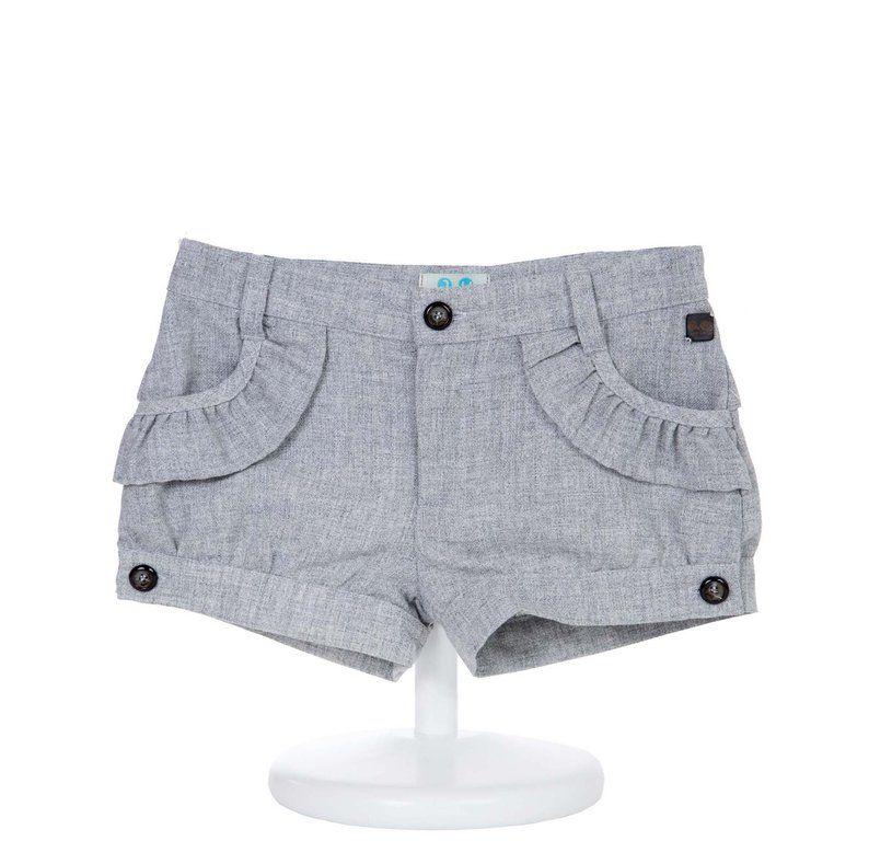 f23766ecc Pantalón corto niña - demelocoton.com | niñas | Baby bloomers, Baby ...