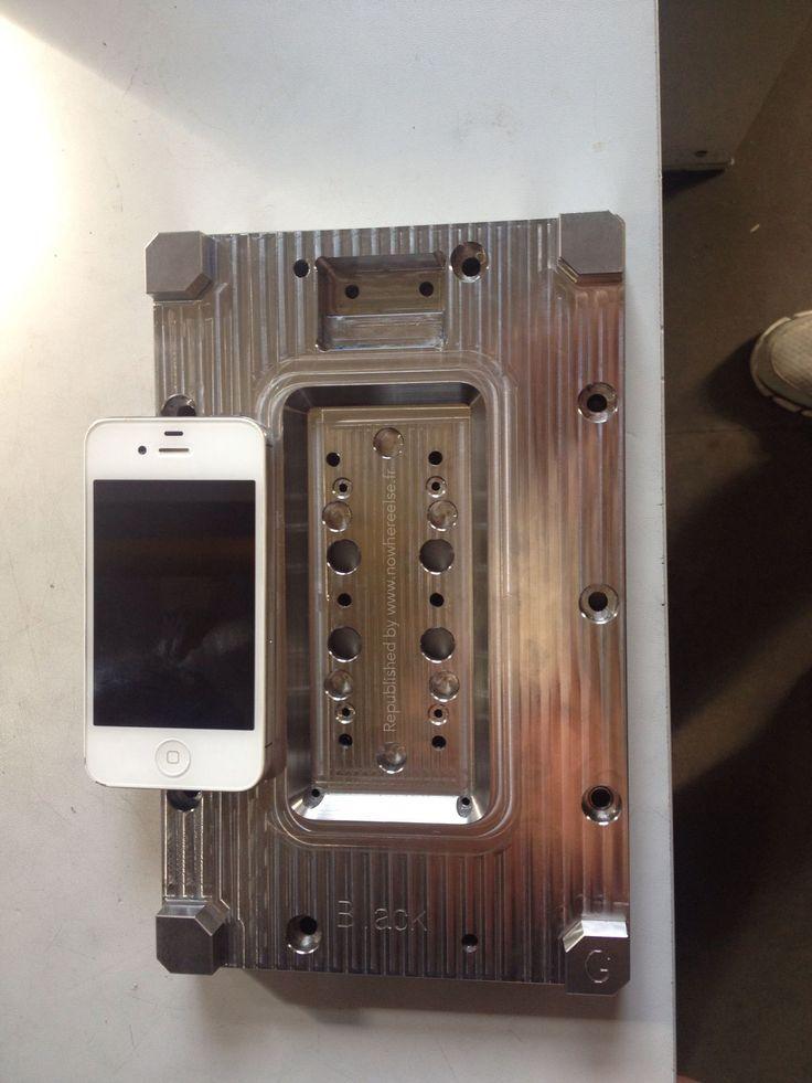 iPhone 6 : Ses dimensions confirmées par un moule ?!