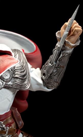Ezio's Fury