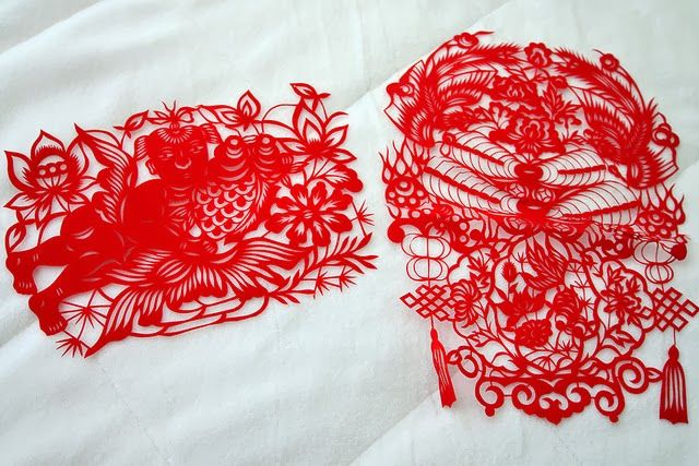 marie s pastiche chinese paper cutting with tutorial template