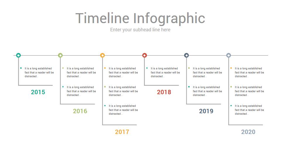 timeline infographics google slides presentation template diagrams ti templates infographic