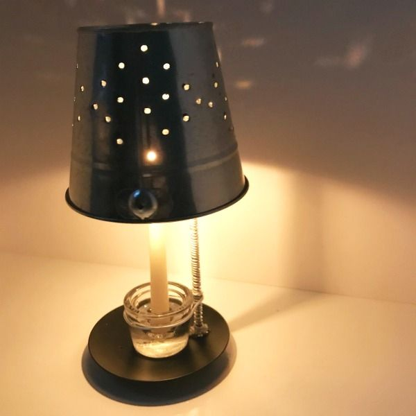 Make A Spinning Lantern Just Like The One In The Greatest Showman