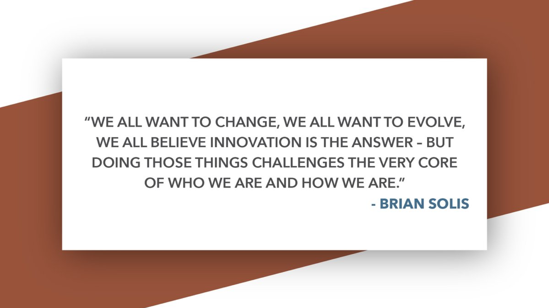 Adapt Or Die By Brian Solis Visualize Quotes Quotes Live Today