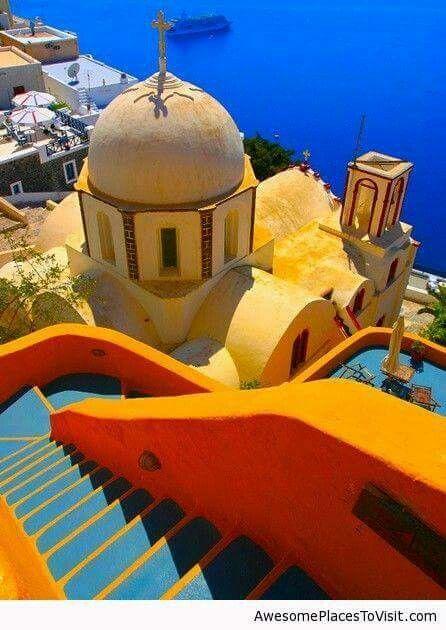 Greece. ⌚
