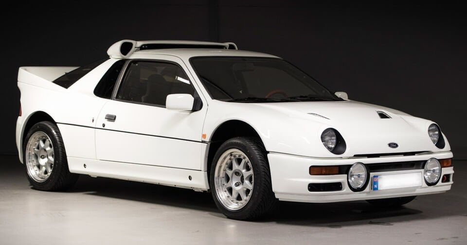You Can Keep Your Focus Rs We Want This 600 Hp 1986 Ford Rs200