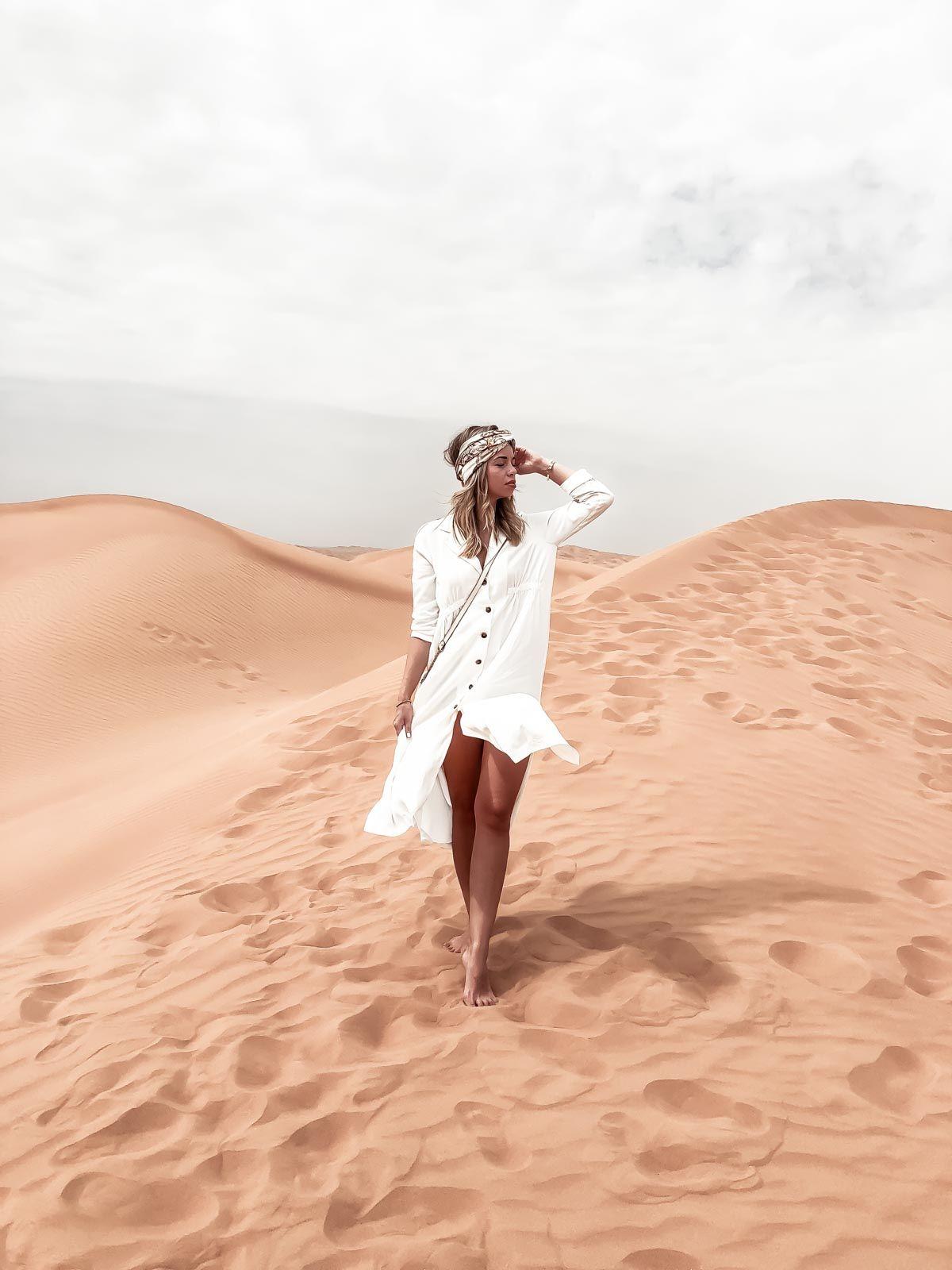 Dubai Desert Safari Dubai Urlaub Reisen Outfit Sommer Und Dubai