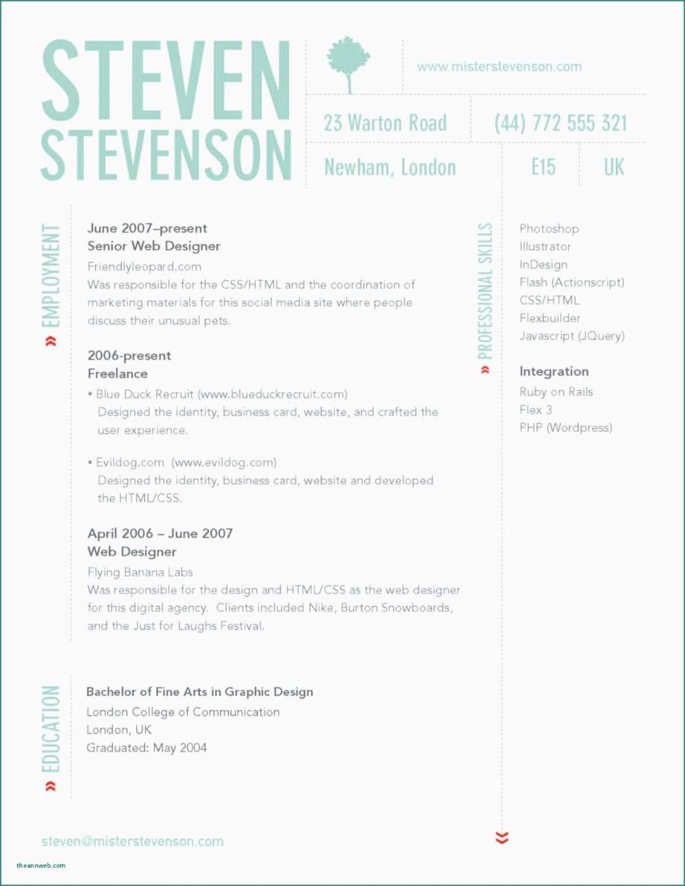 Social Media Resume Template 2019 Social Media Cv Template 2020 Social Media Resume Template Social M Graphic Design Resume Web Designer Resume Resume Design