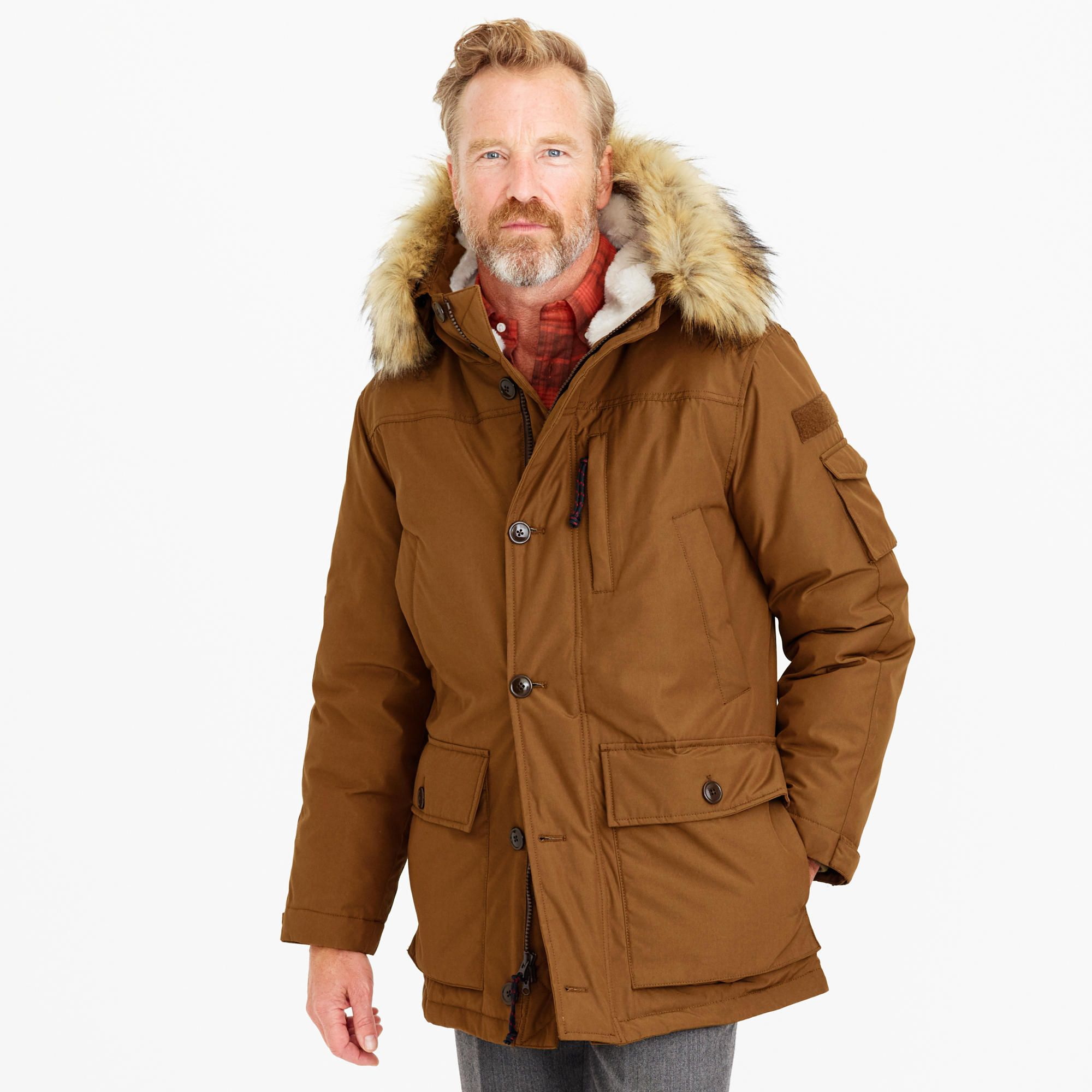 e51357545 Nordic down parka | Men's Clothing | Down parka, Winter jackets, Parka
