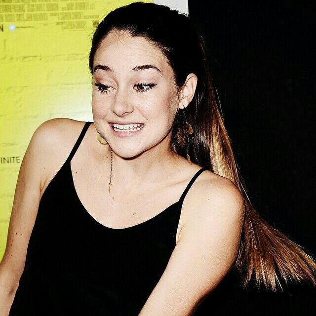 Shailene Woodley Divergent Ponytail