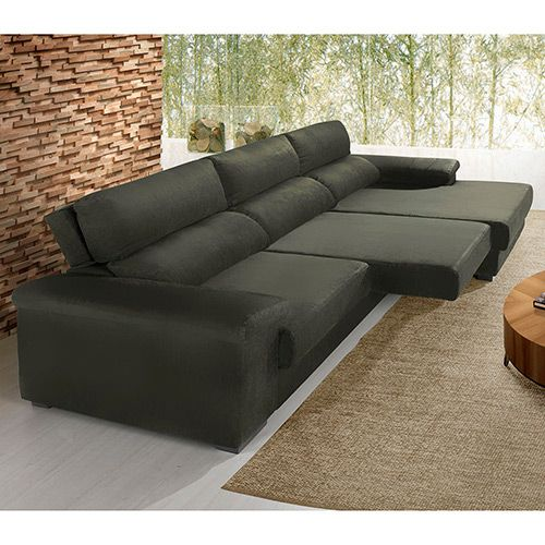 Cool Sofa Former Em Sued Camurca C 4 Lugares Chaise Lado Pdpeps Interior Chair Design Pdpepsorg