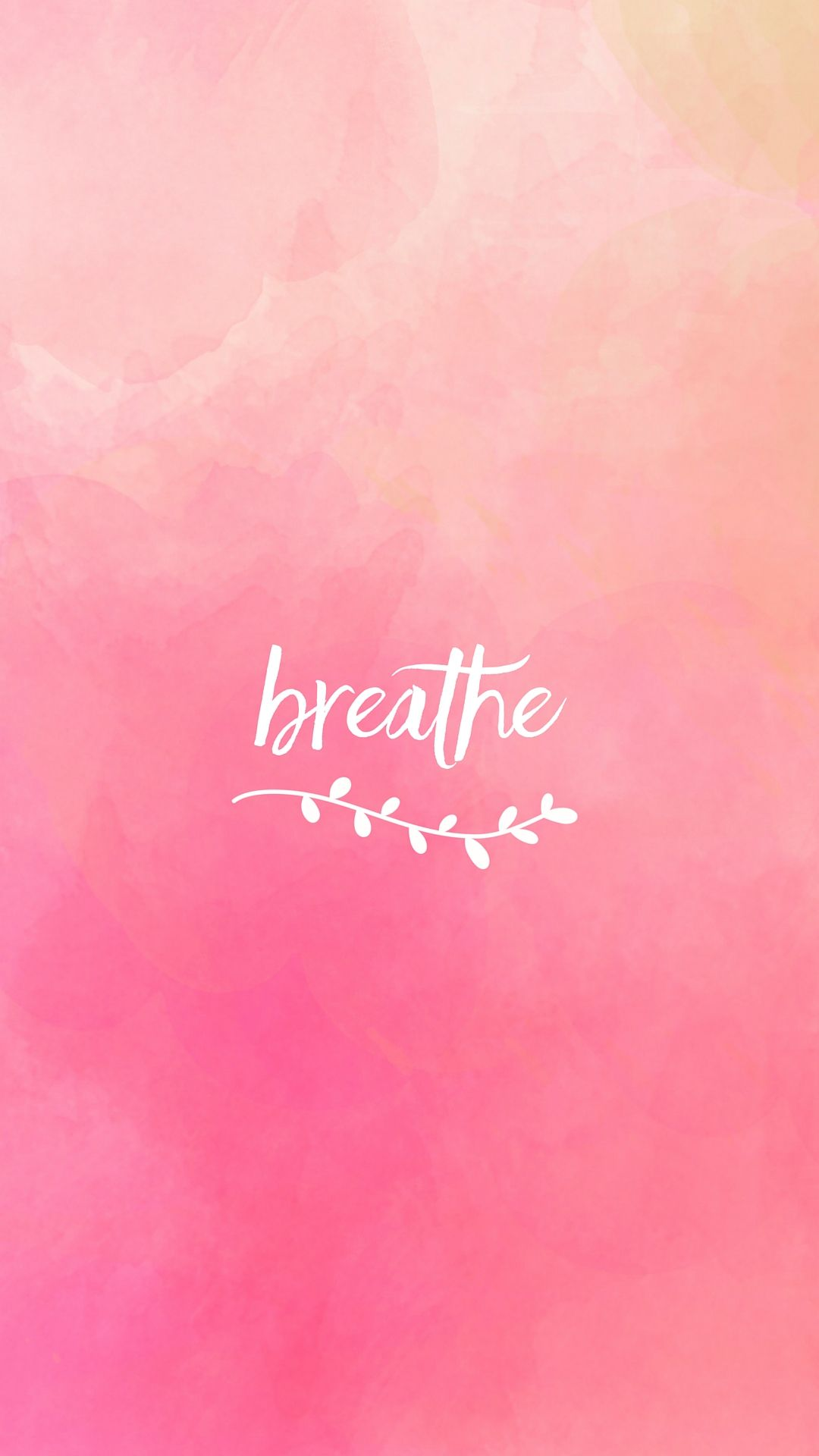 Breathe  Phone backgrounds  Quotes, Wallpaper quotes, Screen wallpaper