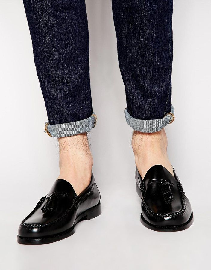 0df2f74623c Pin by Lookastic on Tassel Loafers in 2019