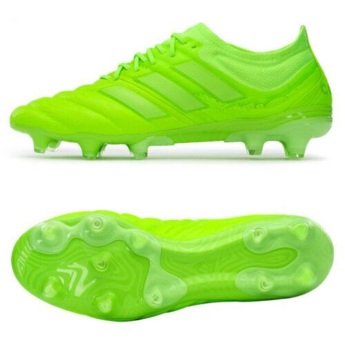Adidas Copa 20 1 Fg Locality Signal Green Signal Green Signal Green Footballboots Adidasfootball In 2020 Soccer Cleats Football Boots Adidas