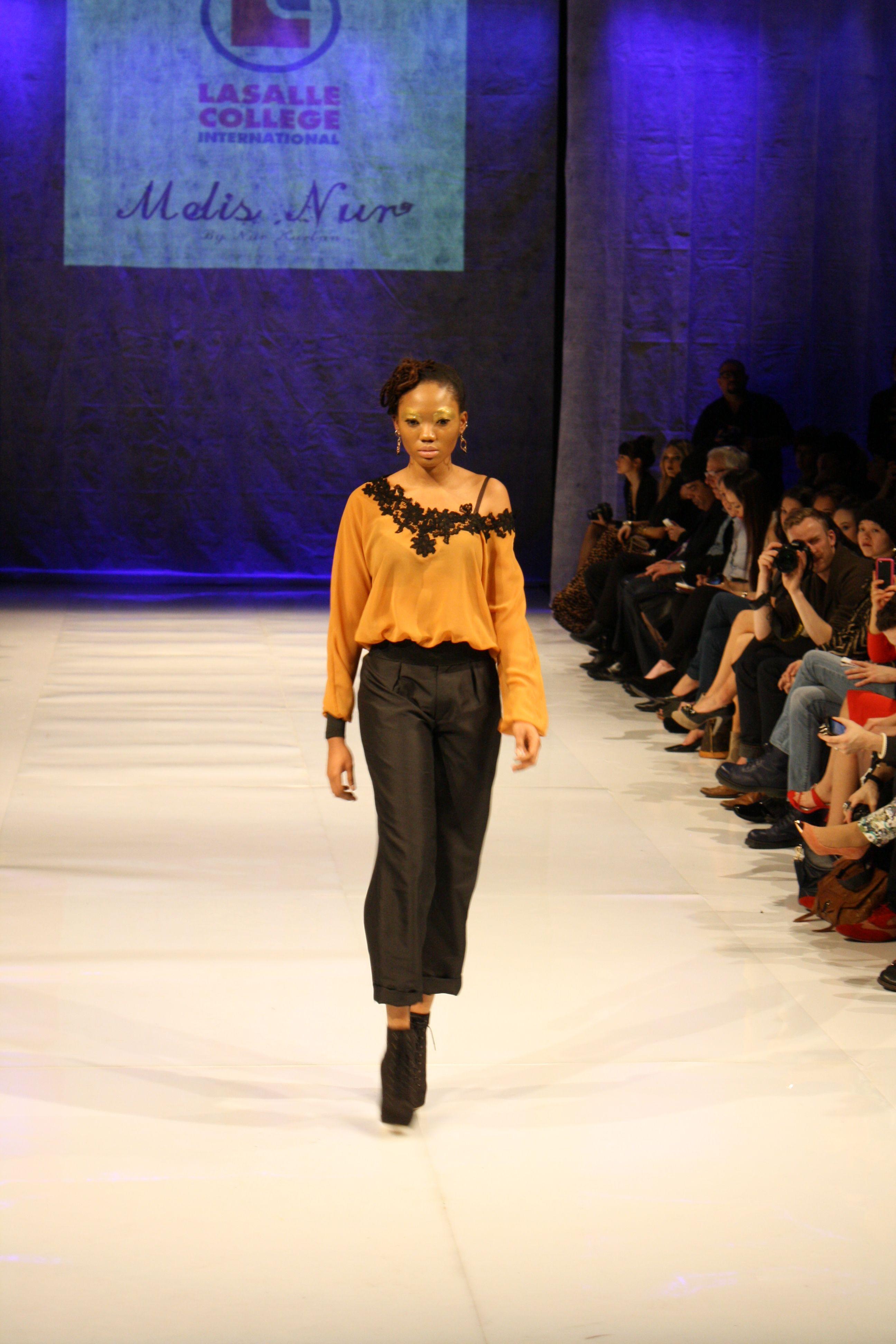 Fashion Design Diploma LaSalle College Vancouver, Canada 14
