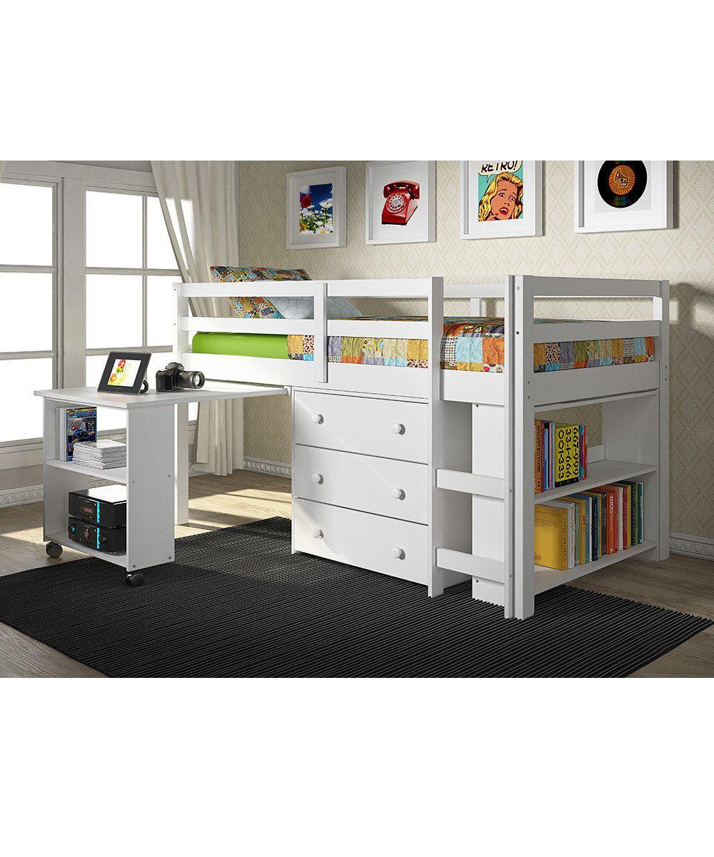 Para piezas peque as una genial idea para aprovechar cada for Muebles para piezas pequenas