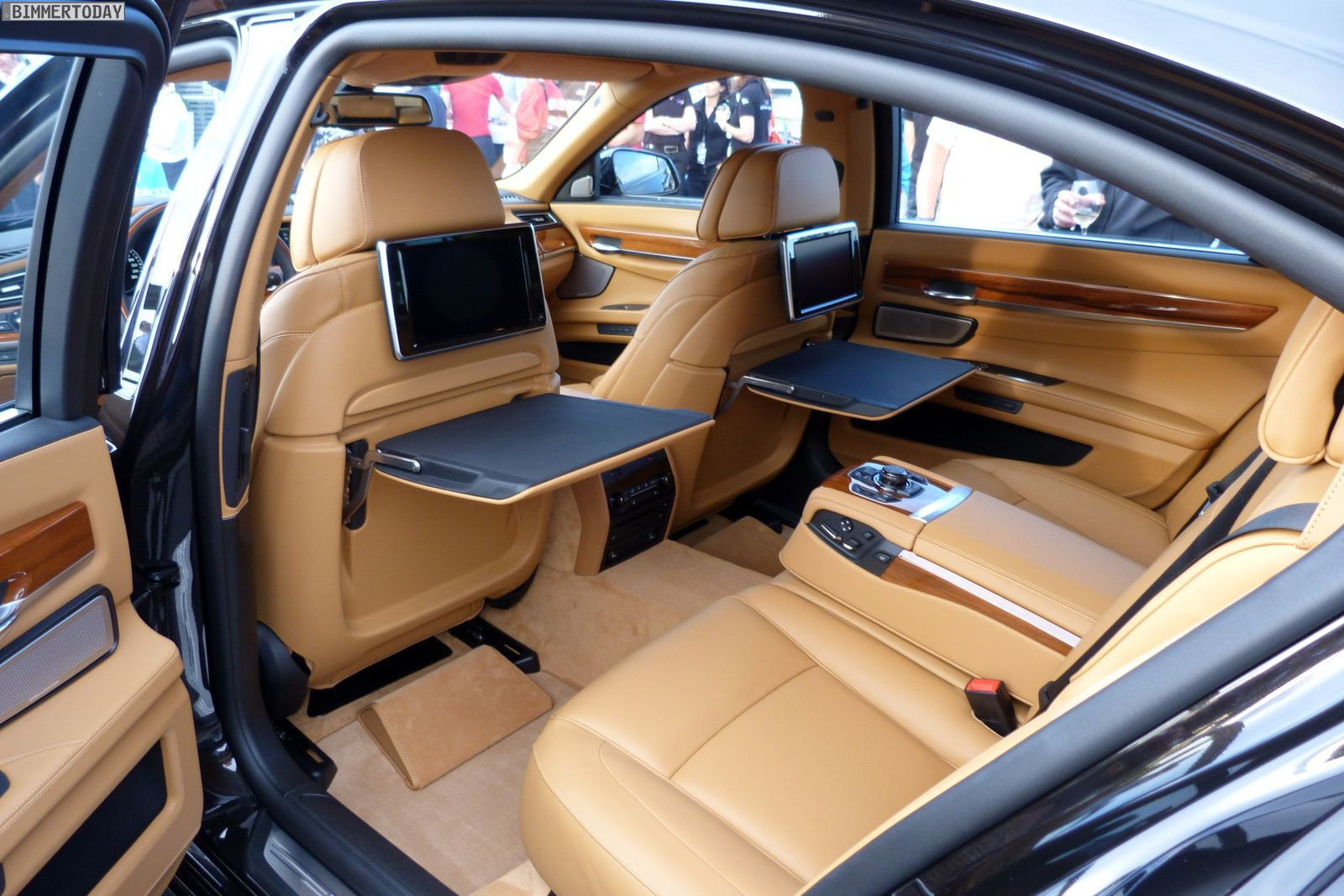 Photo Gallery Bmw 7 Series Individual Facelifted Model With