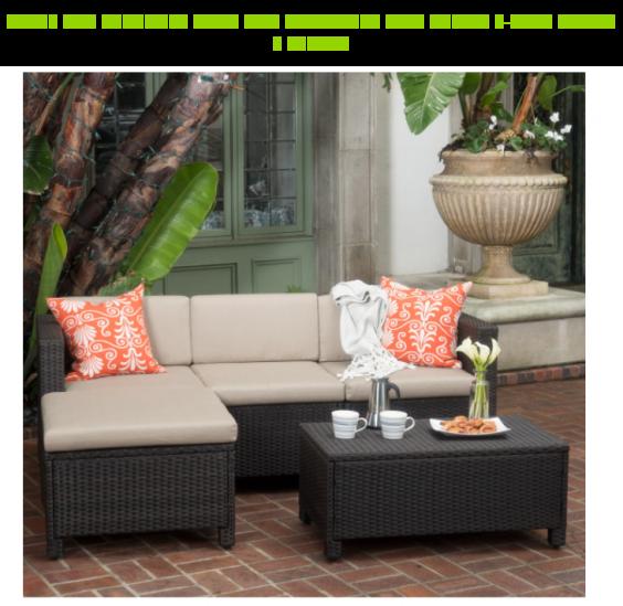Furniture · Value City Furniture Patio ...