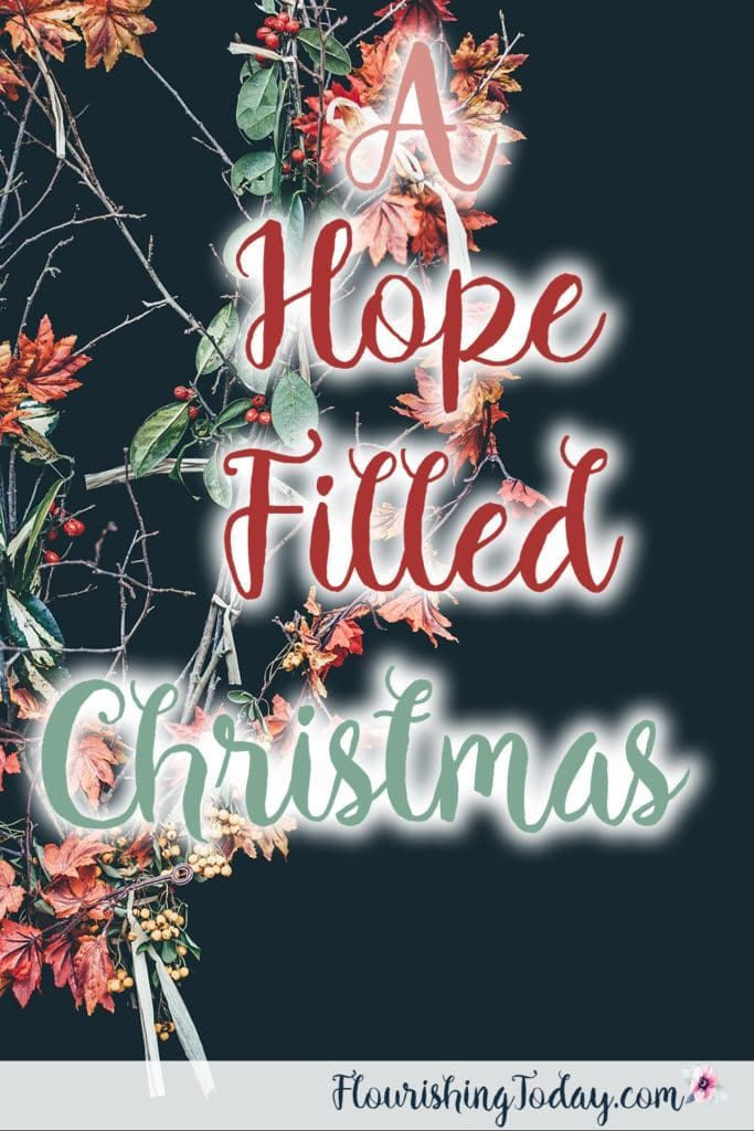 A Hope Filled Christmas With Images Merry Christmas Quotes