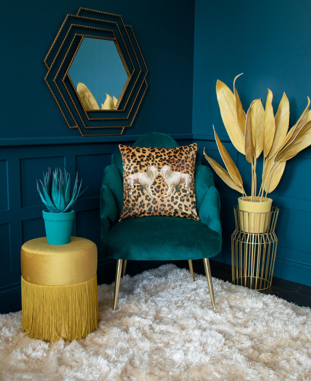 Fringe Benefits: The Interior Trend Holding Sway, Audenza