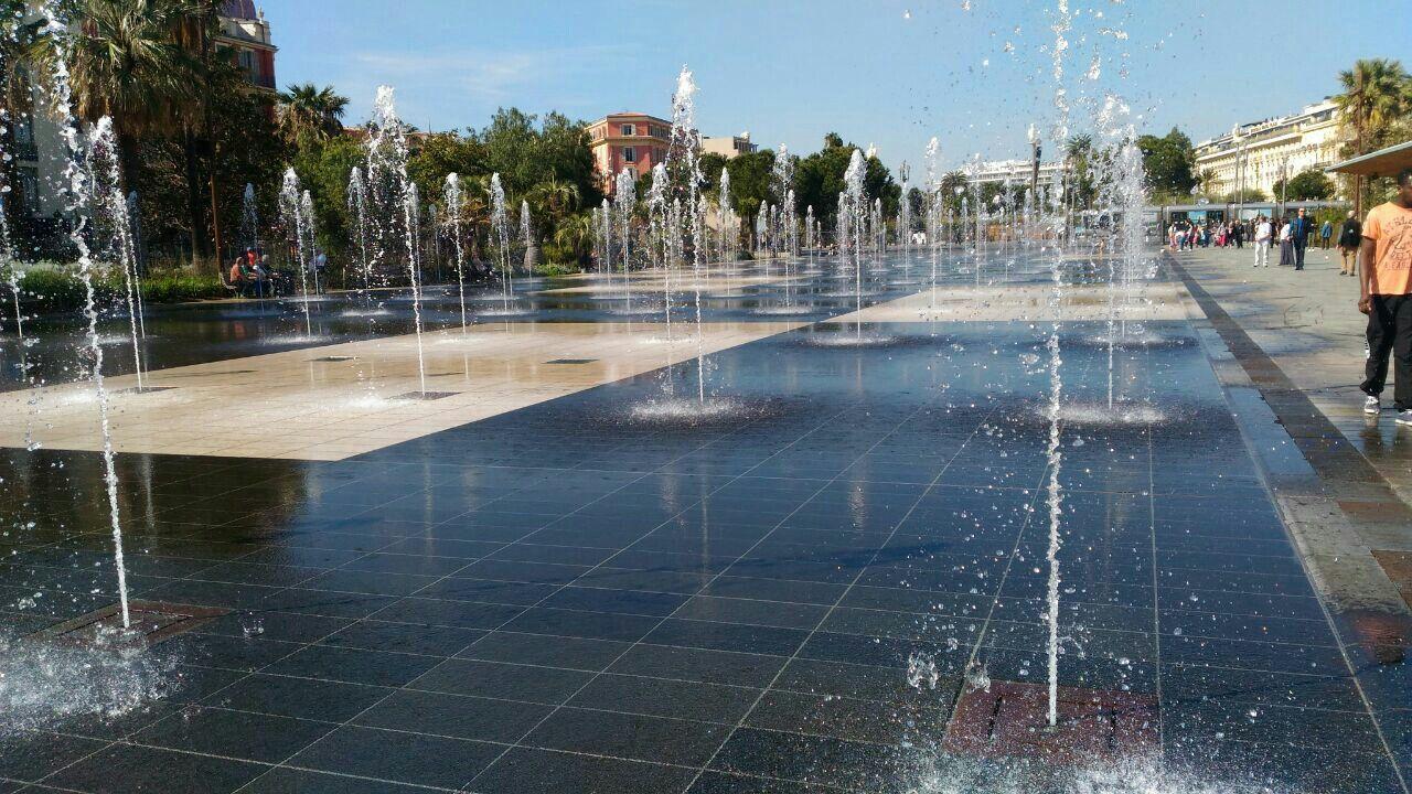 Nizza fontane
