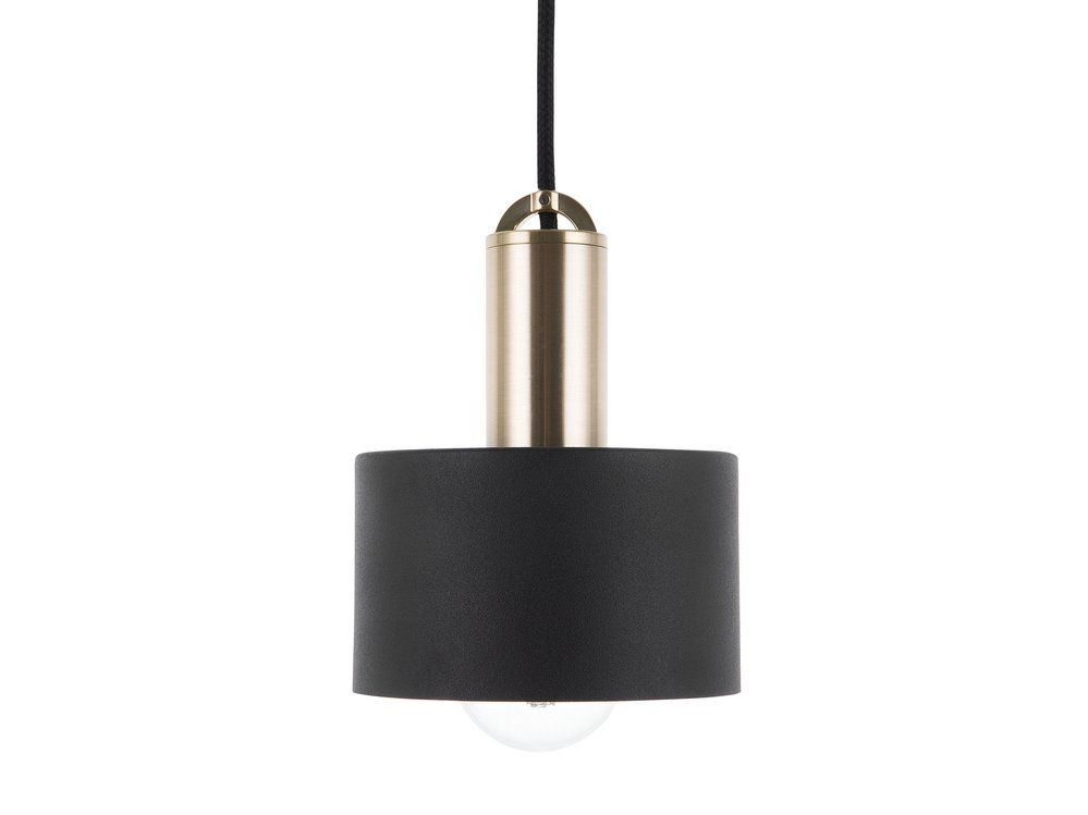 Lampa wisząca czarna NARCEA | Lampy, Lampy wiszące, Lampa