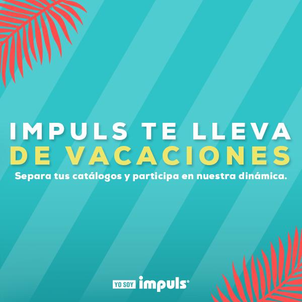 Haz clic en este pin y descubre cómo puedes irte de vacaciones con tu familia con sólo separar tus catálogos Impuls.