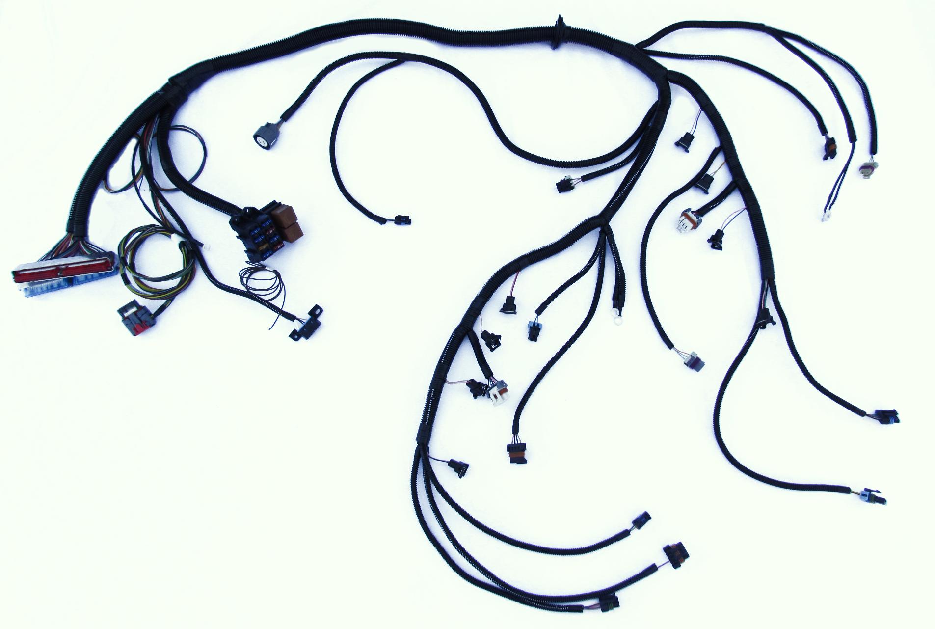 Photo Viewer 02 Vortec W 4l60e Standalone Wiring Harness Dbw Wire Harness Ls Swap
