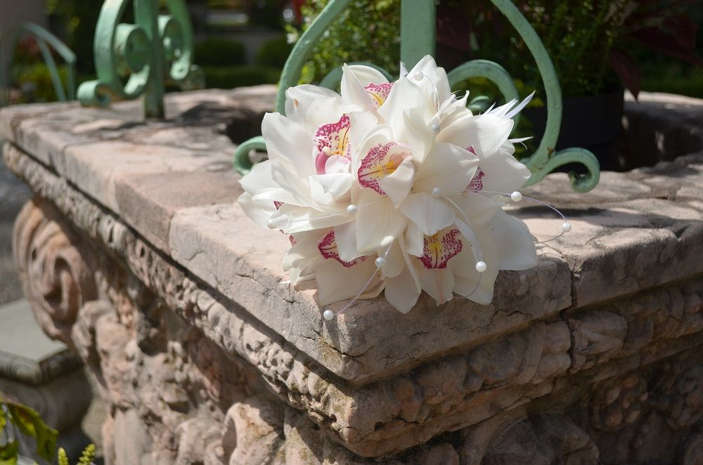 Cymbidium Orchids Bouquet