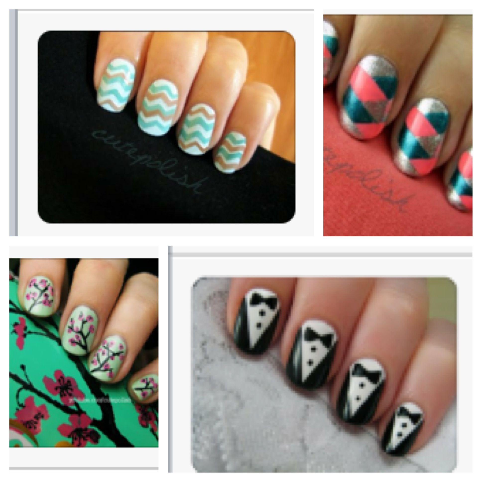 Cute nail designs by Cutepolish | Nails <3 | Pinterest | Süße Nägel ...