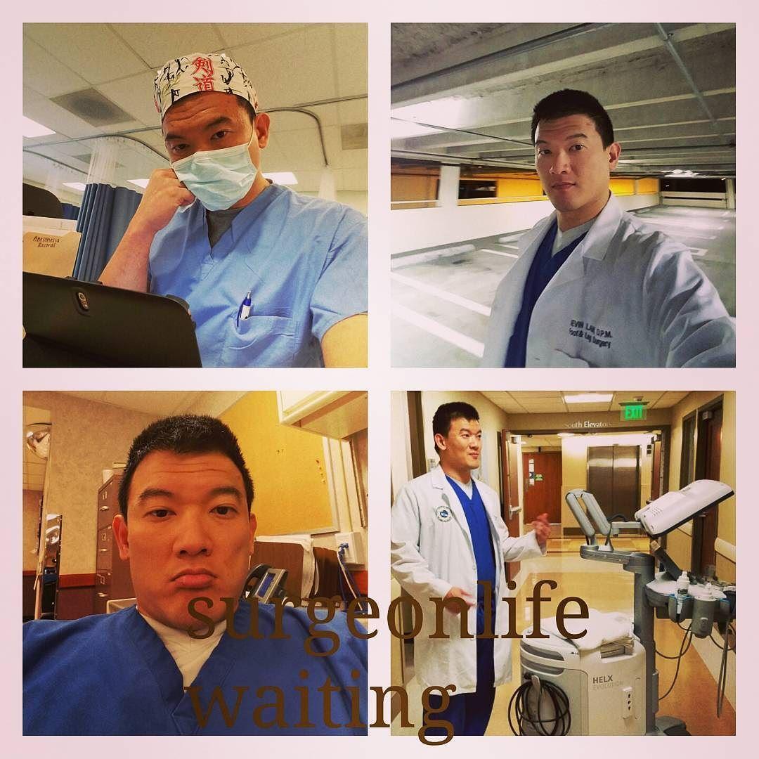 surgeonlife waiting not as fun as er tvshow reallife