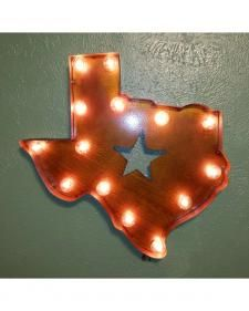 Wonderful Artifakts Large Light Up Texas Marquee Wall Hanging Great Ideas