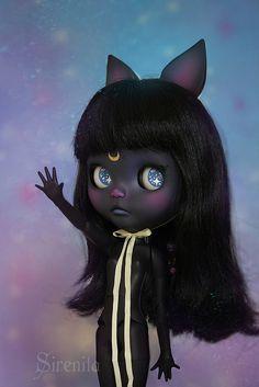 Blythe BJD - Undead, Vamp, Zombie, Any Paranormal on Pinterest | 157 …