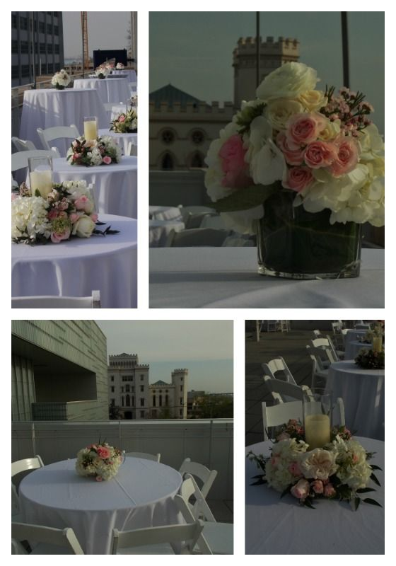 Shaw Center Terrance Baton RougeLouisianaWedding Venues