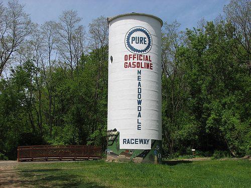 Meadowdale International Raceway turned park! Appliance