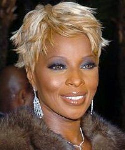 Mary J Blige Hairstyles Easy