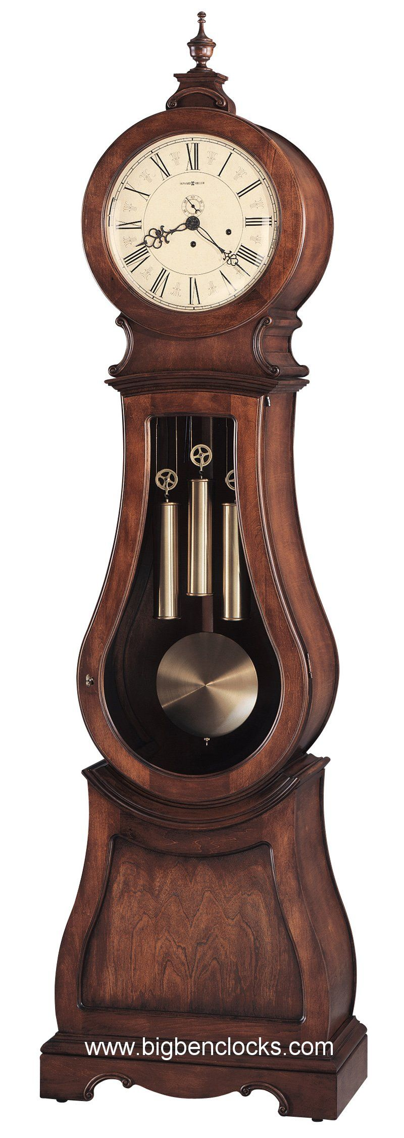 dropping on her head tiny grandfather clocks the peak pricking her forehead while tash - Howard Miller Grandfather Clock