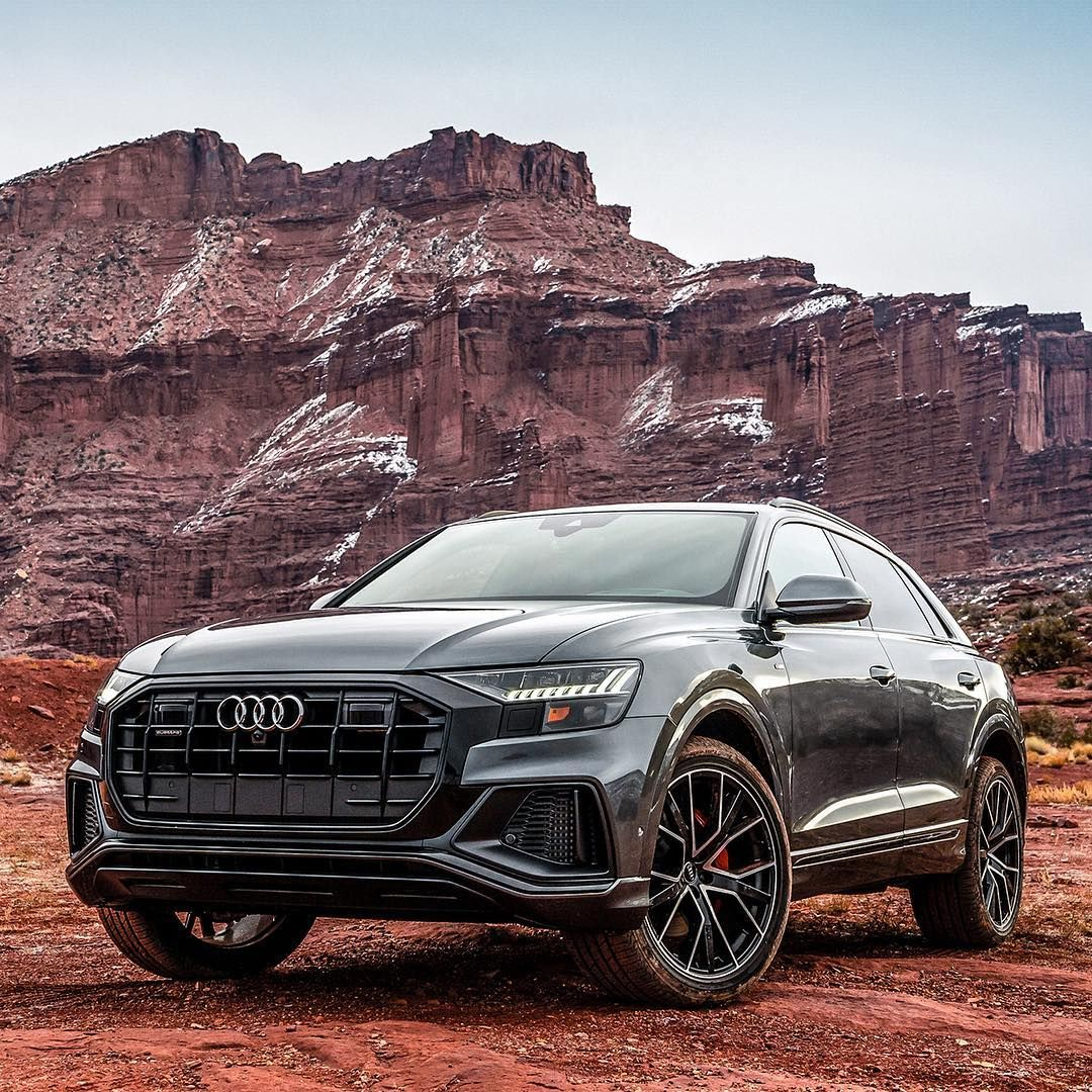 Audi On Instagram A Statement Piece For The Great Outdoors Q8roadtrip Audi Q8 Audi Cars Audi Q