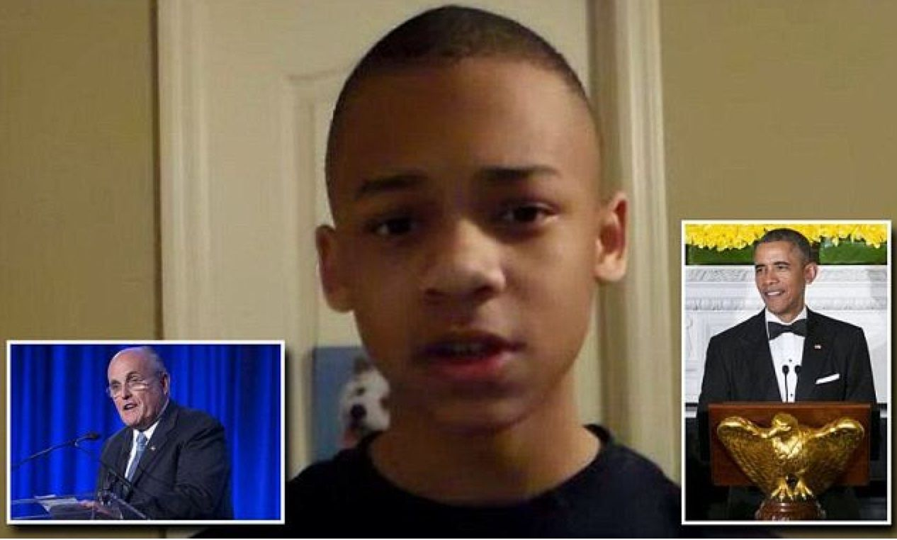 wow this 12yr old georgia young man goes off on obama in this viral video truths. Black Bedroom Furniture Sets. Home Design Ideas
