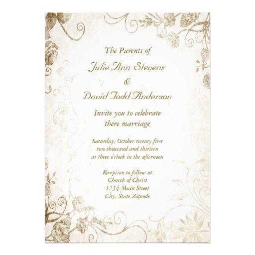 Printable wedding invitations free printable vintage wedding printable wedding invitations free printable vintage wedding invitation templates stopboris Gallery
