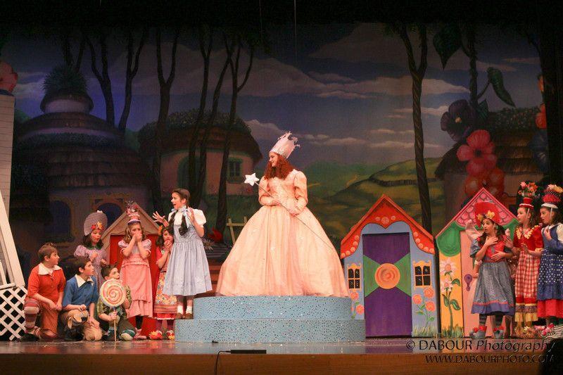Wizard Of Oz Backdrops Dabour Wizard Of Oz Wizard Of Oz Play