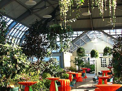 Garfield Park Conservatory Chicago Wedding Venues Garden Weddings Ceremony 60624