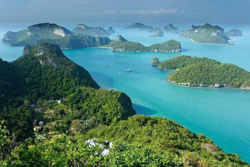 Koh Samui Archipelago: Koh Samui, Koh Tao, Koh Pha Ngan