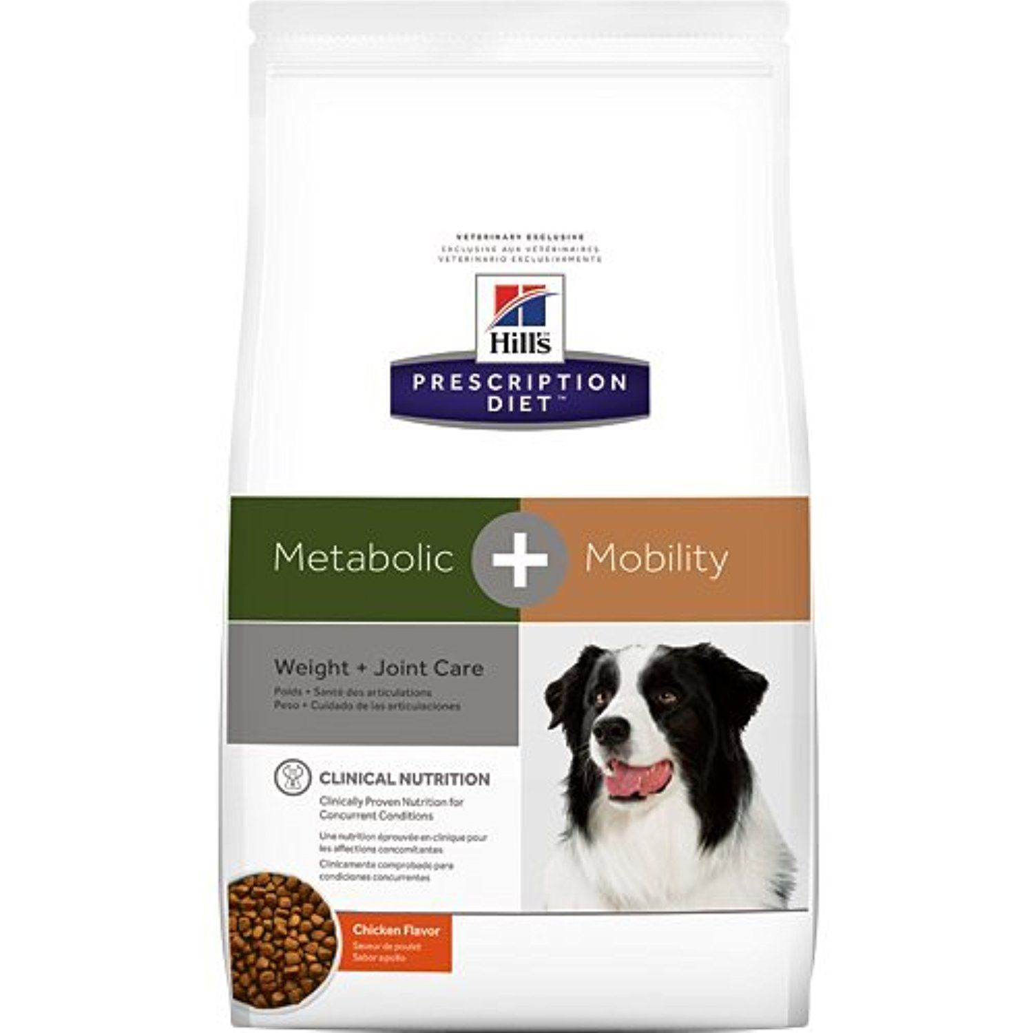 Hill's Prescription Diet Metabolic Canine Dry Dog Food 6