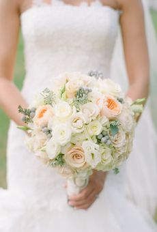 Bridal Bouquet But Without The Silver Berry
